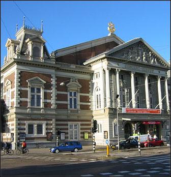 Concertgebouw+amsterdam