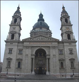 stephen basilica budapest