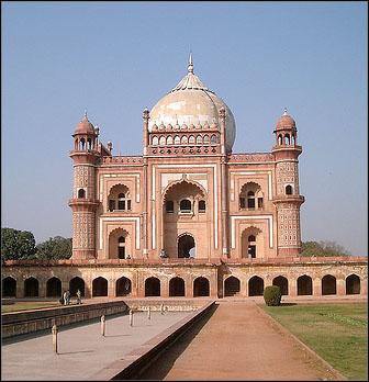 Safdarjang's Tomb Delhi