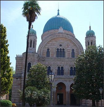 sinagoga florence
