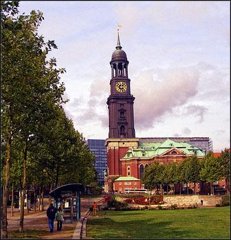 Hamburg St. Michaelis