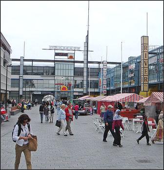 Itäkeskus Helsinki