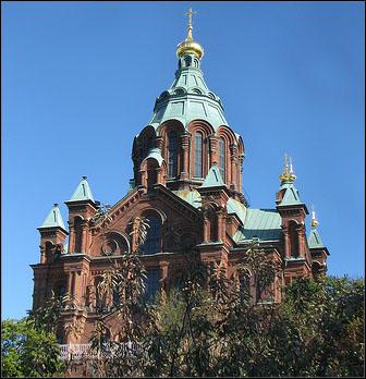 Uspenskin katedraali Helsinki