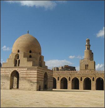 ibn tulun mosque kairo