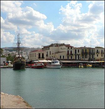 rethymnon crete