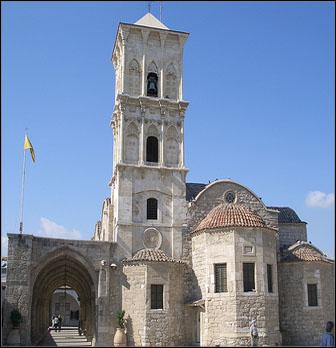 lazarus church larnaka