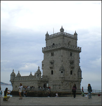 Belém-kaupunginosa ja Belémin torni, Lissabon