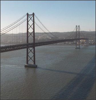 Vasco da Gama -silta, Lissabon