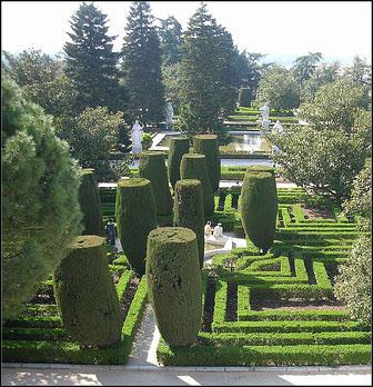 Sabatini Gardens madrid