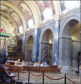 john cathedral valletta malta