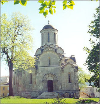 Andronikov monastery moscow