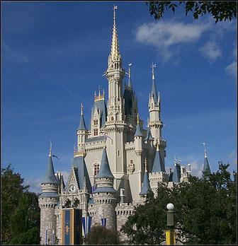 Magic Kingdom at the Walt Disney World Orlando