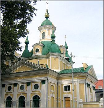 pärnu church