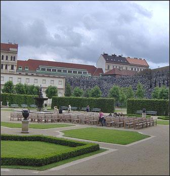 wallenstein palace prague
