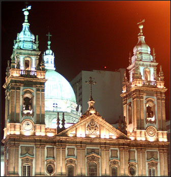 Candelária Church Rio