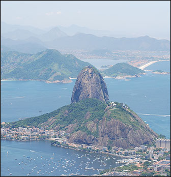 Sugarloaf Mountain Rio