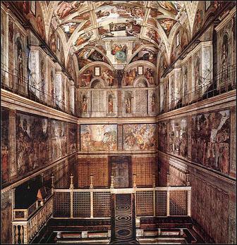 sixtus chapel