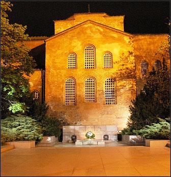 sveta sofia church