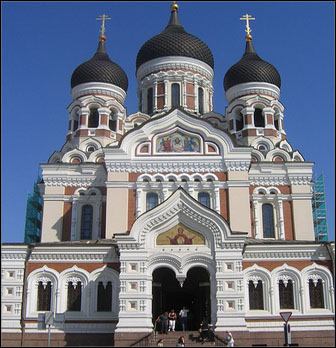 nevski cathedral tallinn