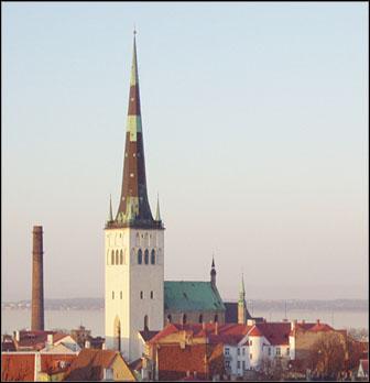 tallinn olav church