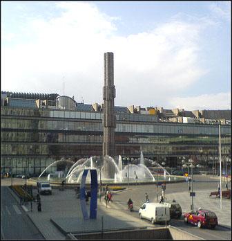 sergels torg stockholm