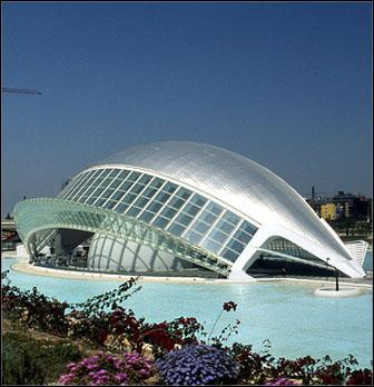 Ciutat de les Arts i les Ciències Valencia