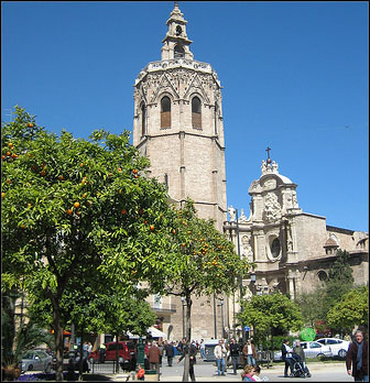 Valencian katedraali