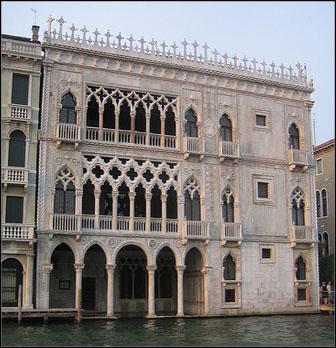 Palazzo Santa Sofia venice