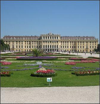 Schönbrunn palace wien