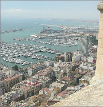 Alicante, Espanja